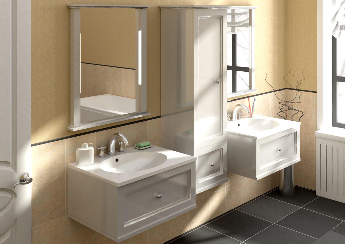 Мебель в ванну иваново купить смеситель для раковины в ванну